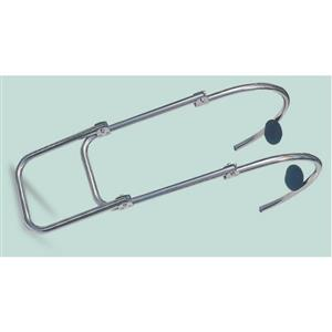 Scaletta in acciaio inox per gommone [MAVIMARE]