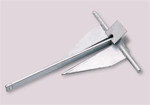 Ancora modello SABBIA in acciaio zincato kg 2,5 [Mavimare]