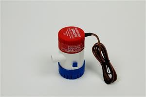 Pompa di sentina sommergibile 32 litri 12 volt [MAVIMARE]