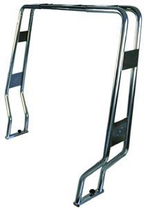 Roll bar estraibile per gommoni Ø 50 [TR INOX]