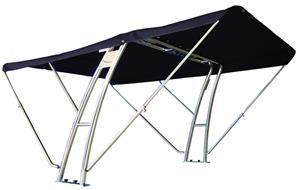 Roll bar per imbarcazioni l. 2600 Ø 40 [TR Inox]