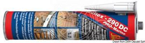 Poliuretano elastico monocomponente SIKAFLEX 290 DC PRO [OSCULATI]