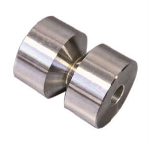 Carrucola in acciaio inox Ø 60 foro Ø 12 [TR INOX]