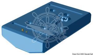 Serbatoio carburante/benzina in polietilene reticolato da 347 lt [OSCULATI]
