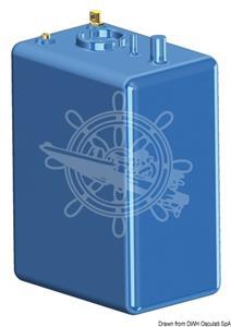 Serbatoio carburante Polietilene 70 l [Osculati]