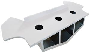 Bracket in alluminio [TR Inox]