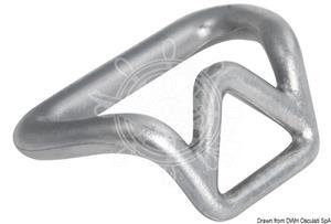 Maniglia di sollevamento in alluminio [Osculati]