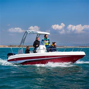 ONE Imbarcazione con sollevatore per disabili [Special Line]