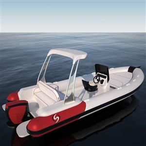 Gommone S700 [Special Line]