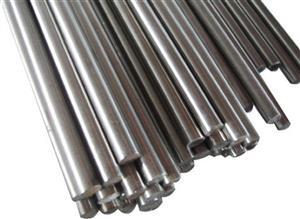 Tondo pieno diametro 8 mm (opaco) - AISI 316 [Tuttoinox]