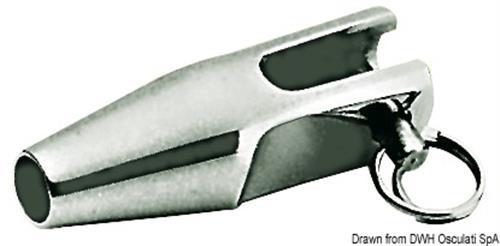 Terminale inox forcella per lifeline 5 mm  [OSCULATI]
