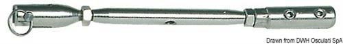 Tenditore draglie per cavi 5/6 mm  [OSCULATI]