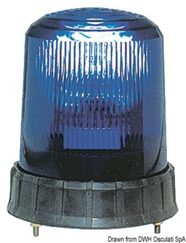 Luce colore blu 12 V  [OSCULATI]