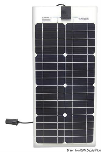 Pannello solare Eneco 20 Wp 62 0x 272 mm  [OSCULATI]