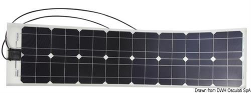 Pannello solare Eneco 65 Wp 1370 x 344 mm  [OSCULATI]