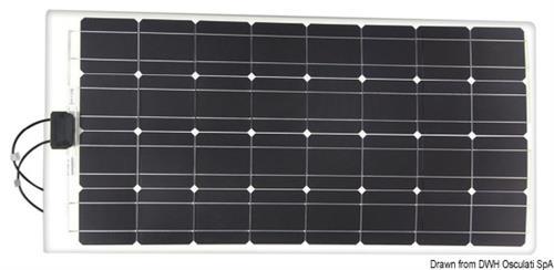Pannello solare Eneco 80 Wp 1104 x 536 mm  [OSCULATI]