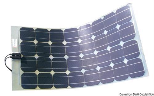 Pannello solare Eneco 130 Wp 1355 x 660 mm