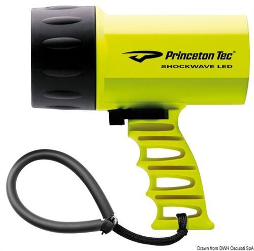 Torcia Princeton Shockwave LED  [OSCULATI]