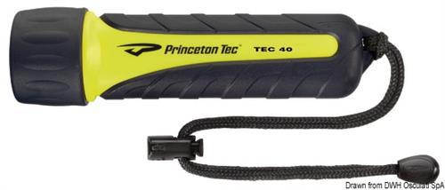 Torcia Princeton Tec 40 IPX8  [OSCULATI]