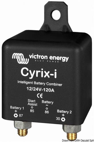 Parallelatore Victron Cyrix-I 180 Ah  [OSCULATI]