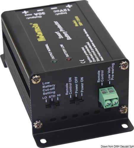 Smart battery protector 60 Amp  [OSCULATI]