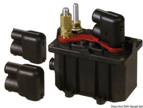 Staccabatteria/teleruttore 24 V  [OSCULATI]