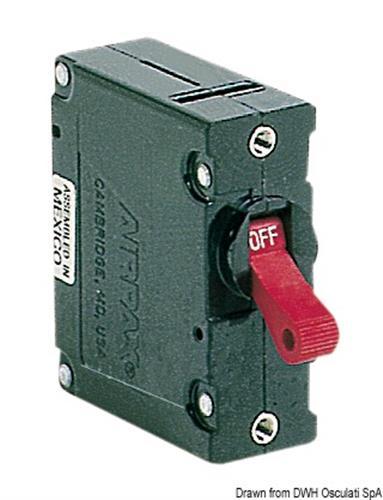 Interruttore Airpax magnetoidraulico 15 A  [OSCULATI]