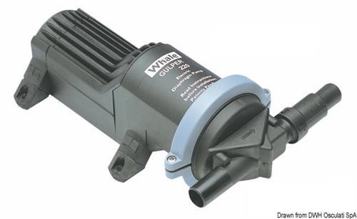 Pompa Gulper 220 12V  [OSCULATI]