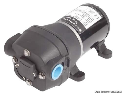Pompa circolazione 12V 5A 6lt