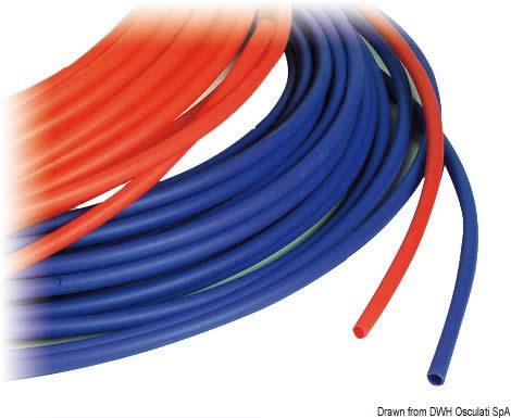 Tubo mm15 blu Hydrofix  [OSCULATI]