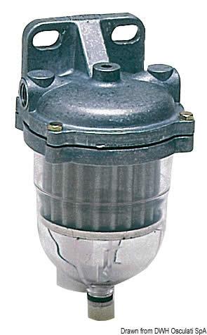 Filtro gasolio decantatatore  [OSCULATI]