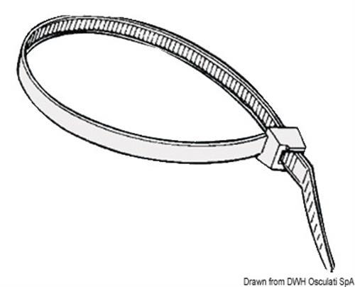 Fascetta nylon mm 225  [OSCULATI]