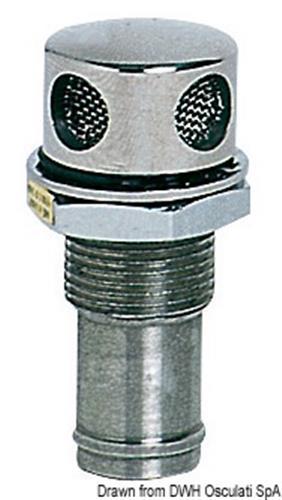 Sfiato inox 16 mm  [OSCULATI]