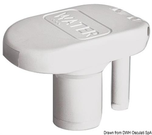 Tappo imb.nylon c/sfiato water  [OSCULATI]