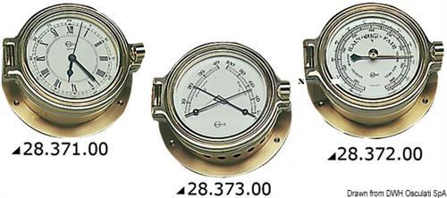 Orologio Barigo Poseidon c/sv  [OSCULATI]