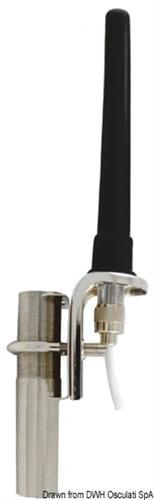 Mini antenna Vhf Glomex cm 14  [OSCULATI]