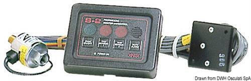 Rivelatore gas propano S-2A  [OSCULATI]