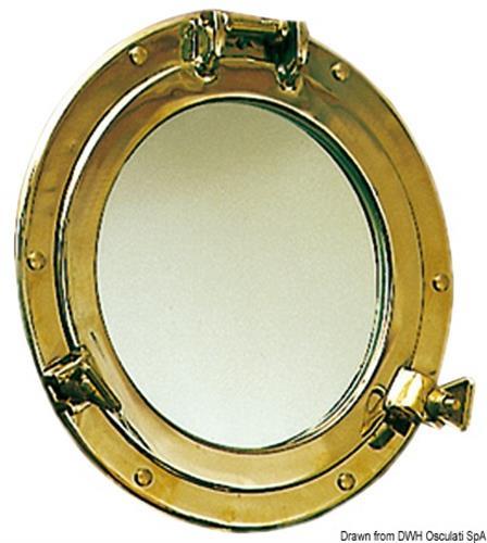 Specchio oblò [OSCULATI]