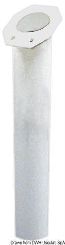 P/canne incasso policarb. 40mm  [OSCULATI]