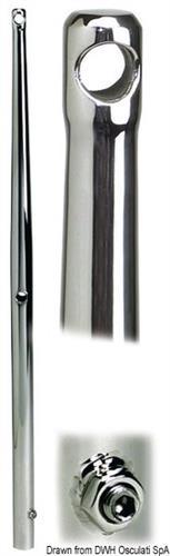 Candeliere inox mm 625  [OSCULATI]