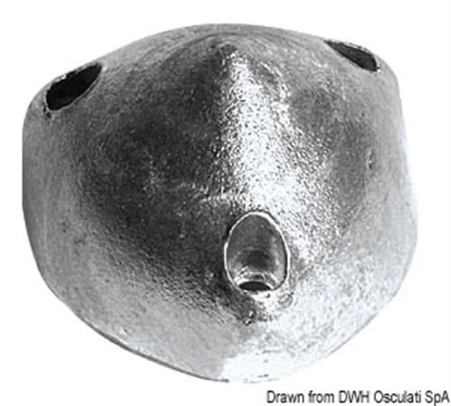 Anodo magnesio Max/Prop 28/35mm  [OSCULATI]