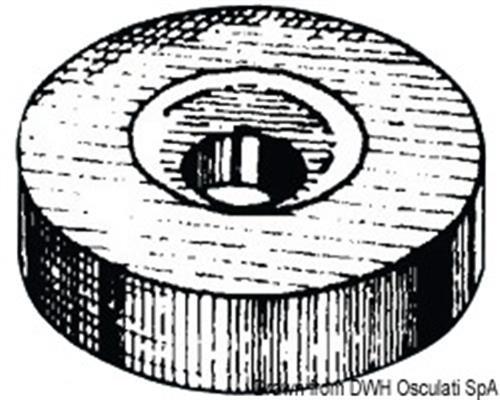 Anodo a rondella x YAMAHA  [OSCULATI]