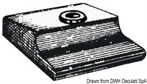Anodo a placchetta 9,9/15 HP  [OSCULATI]
