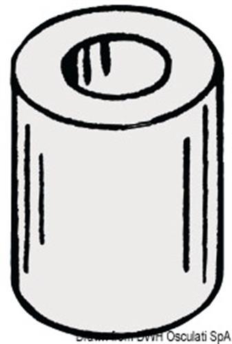 Anodo MERCURY 9,9 HP  [OSCULATI]