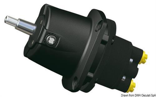 Kit timoneria idraulica Ultraflex Gotech 115 HP  [OSCULATI]