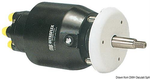 Pompa idraulica UP39R montaggio retro-cruscotto  [OSCULATI]