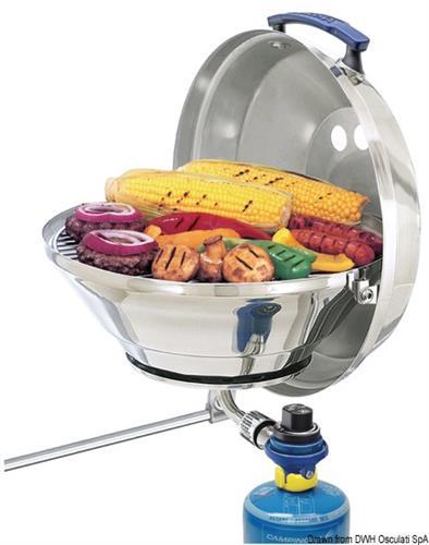 Barbecue a gas MAGMA