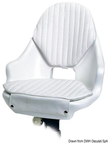 Sedile compact con cuscini  [OSCULATI]