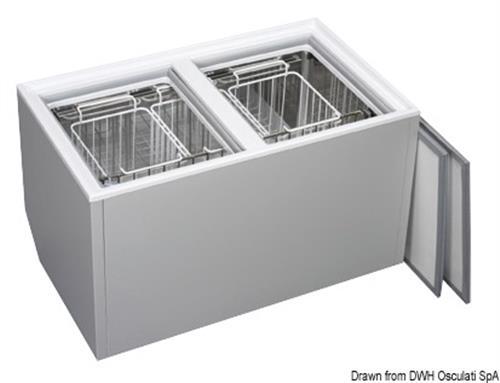 Frigorifero/congelatore a pozzetto ISOTHERM Lt 95  [OSCULATI]