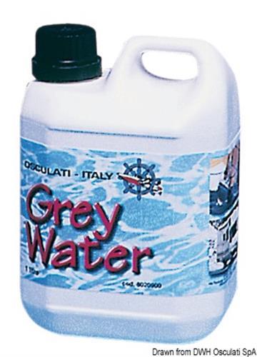 Deodorante antifermentativo per acque grigie di camper e barche [OSCULATI]